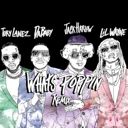 Jack Harlow - WHATS POPPIN (Remix)
