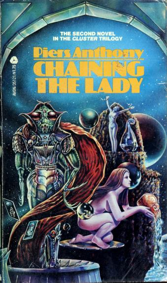 Chaining the lady by Piers Anthony